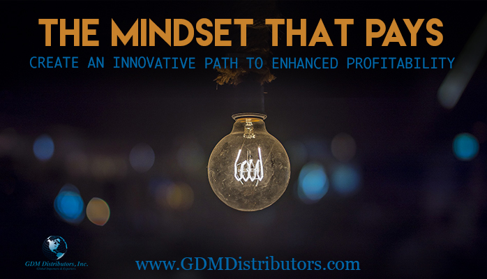 THE MINDSET THAT PAYS- CREATE AN INNOVATIVE PATH TO ENHANCED PROFITABILITY